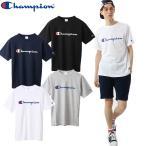 チャンピオン クラッシックロゴ 半袖 クルーネック Tシャツ 即納 (メール便送料無料) 定番 ベーシック Champion Classic Logo Crew Neck S/S TShirt
