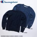 チャンピオン リバースウィーブ クルーネック スウェットシャツ インディゴ 送料無料 Champion REVERSE WEAVE Crew Neck Sweat Shirt