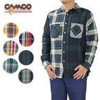 カムコ ヘビーウエイト フランネル シャツ ワーク ネルシャツ 厚手 長袖 Camco Heavy Weight Flannel Work Shirts