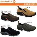 メレル メンズ ジャングルモック アウトドア スニーカー 定番カラー 靴 送料無料 Merrell Mens Jungle Moc