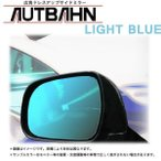 アウトバーン 広角ドアミラー  BMW Z4 E85/E86 ロードスター/クーペ 03/1〜09/3 - LIGHTBLUE