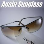 イタリーデザインAGAINサングラス/サングラス メンズ UV 100% カット/サングラス スクエア PR30
