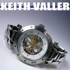 ≪完売御礼≫爆買いセールにつき1年保証なし/KEITH VALLER/キースバリー/正規品/腕時計