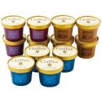 ショッピングアイスクリーム (産地直送 送料無料)ガレー プレミアムアイスクリームセット GL-EG12 内祝い お祝い ギフト等