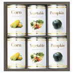 (送料無料 送料込 一部地域を除く)ギフト 内祝い ホテルニューオータニ スープ缶詰セット AOR-25