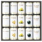 ギフト 内祝い お礼 お返し ホテルニューオータニ スープ缶詰セット AOR-100 父の日 出産内祝い 結婚内祝い
