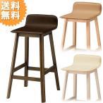 送料無料 座面高60cm シンプル 木製 カウンターチェアー ( バーチェアー ハイチェアー カフェチェアー 椅子 いす イス CC-201-B )