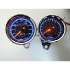 LED汎用ミニスピードメーター180km機械式&タコメーター電気式 モンキー,ダックス,ゴリラ,シャリー,NS-1,NSR50,NSR80