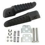 純正タイプ リア ステップバー つや消しブラック ZX-10R,ZX-12R,Z750,Z800,Z1000