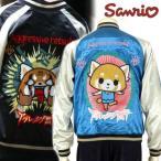 サンリオコラボ アグレッシブ烈子刺繍リバーシブルスカジャン   sanrio× Switch Planning メンズ&レディース