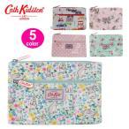 キャスキッドソン ペンシルケース マチなしポーチ Pencil Case Cath Kidston ag-983500
