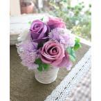 Yahoo!アグレアーブル花やソープフラワー 敬老の日 誕生日 お祝い 石鹸の香り フレグランス ギフト プレゼント 造花  アレンジ せっけん セール あすつく「シャボンフラワー/L」