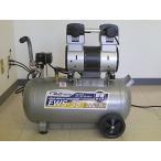 静音 オイルレス 電動エアーコンプレッサー EWS-38(38Lタンク)(エアコンプレッサー)