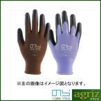 Yahoo!アグリズ Yahoo!店のらスタイル 農家さん手袋 10双組 ブラウン M