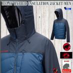 マムート メンズ ビレイハイブリッドインシュレーションジャケット BELAY Hybrid Insulation Jacket カラー:5868 オープン記念