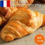 冷凍パン生地 ミニ クロワッサン (25g×160個)  NEUHAUSER/ノイハウザー フランス直輸入 [送料無料]