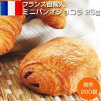 冷凍パン生地 ミニ パンオショコラ (25g×200個)  NEUHAUSER/ノイハウザー フランス直輸入 [送料無料]