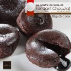 チョコ フォンダンショコラ ベルギー直輸入 濃厚 フォンダンショコラ (80g 2個入) お取り寄せ/スイーツ/バレンタイン/ホワイトデー