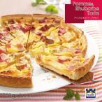 [訳あり] タルト りんご タルトケーキ アップル&ルバーブタルト(750g) フランス直輸入 Pasquier/パスキエ スイーツ/お取り寄せ