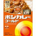 大塚食品 ボンカレーゴールド 中辛 180g ×30箱入(1ケース)