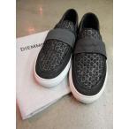 DIEMME (ディエッメ) 【スリッポン】COMO DI1507CO04 ツイード スニーカー BLACK