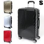 スーツケース キャリーバッグ キャリーケース 機内持ち込み Sサイズ 35L 鏡面 光沢 TSAロック付 4輪 ダブルキャスター  ###ケース227-S###