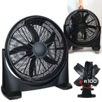 ショッピングサーキュレーター 羽根径45cm 大型ファン 扇風機 送風機 大型 BOX扇 サーキュレーター 循環用 工業扇 熱中症対策###扇風機CRBF-20B###