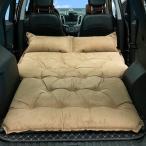 車中泊 マット 車用ベッド エアーベッド 車載 大型 エアーマット SUV ミニバン 後部座席マット 枕付き ベッドキット アウトドア ###カーマットQCCQD###