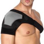 肩 サポーター ショルダーサポーター コルセット ショルダーガード 肩こり 関節痛 補助ベルト 四十肩 五十肩 脱臼 ストレッチ けが防止 ###肩サポーターYDHJ-###