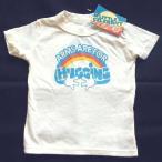ローカルセレブリティ Tシャツ ベビー 3-12ヶ月 半袖 クリーム/Arms Hugging KIDS BABY