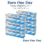 ユーロワンデー 6箱セット 送料無料 (1箱30枚入) 通販 コンタクトレンズコンタクトレンズ ワンデー 1day