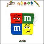 m&m'sの巾着袋(4カラー) エムアンドエムズ チョコレート グッズ  ご入園にきんちゃく袋 ネコポス発送可能