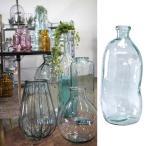 ショッピング花瓶 送料無料  VALENCIA RECYCLE GLASS UNO sp-vggn1010