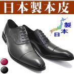 革の質の良さと安心の国内生産/クロコ型/本革/3E/ビジネスシューズ/ストレートチップ/No8312