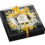 Yahoo!ギフト 工房 愛来-内祝い 引き出物ディアフラワーズ フローラルリース レモンの花と棘 10603003(8%OFF)(出産内祝い/お返し/出産/ギフト/引き出物/贈答品)