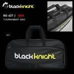 バドミントン スカッシュ  最新作 ブラックナイト BlackKnight 人気のトーナメント バッグ ラケット4本
