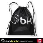 バドミントン スカッシュ ブラックナイト BlackKnight バドミントン サイズ大きめで使いやすい マルチバッグ BG00001