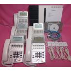 NTT ビジネスフォン NX 5台 ★ オーダーメイド配線  設定済 ★ ひかり電話オフィスに対応  【中古】