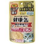 アイシア シニア猫用 健康缶パウチ 腸内環境ケア 40g