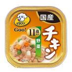 日本ペットフード ビタワングー 11歳以上  チキン&野菜 100g