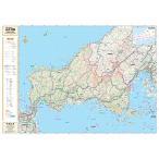 スクリーンマップ 分県地図 山口県 (分県地図 35)