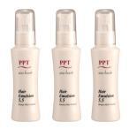 送料無料・3本セット 洗い流さない美容乳液 PPTヘアエマルジョン5.5 (ノンシリコン・ヘマチン・ペリセア・リピジュア配合)アイナボーテ