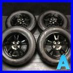 中古タイヤ 送料無料 グッドイヤー Efficient Grip ECO EG01 195/65R15  トヨタ純正 30プリウス 15x6.0 45 100-5穴 4本セット サマータイヤ