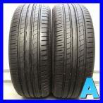 中古タイヤ 送料無料 ヨコハマ ブルーアース A 205/55R16  2本セット サマータイヤ