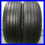 中古タイヤ 送料無料 ヨコハマ BlueEarth RV-01 215/60R17  2本セット サマータイヤ