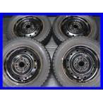 中古スタッドレスタイヤ 送料無料 オートバックス ノーストレック N3 155/65R13    13x4.0  100-4穴 4本セット