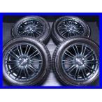 中古スタッドレスタイヤ 送料無料 ブリヂストン ブリザック REVOGZ 185/60R15  WEDS VELVA 15x5.5 50 100-4穴 4本セット