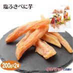 塩ふきべに芋 250g×2袋 メール便 ほしいも 紅芋 干しいも 干芋 干し芋 素朴 甘味 岩塩 さつまいも