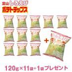 【送料無料】富山しろえびポテトチップス 12袋セット