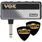 VOX AP2-MT+VOXピック2枚 amPlug2 Metal/メール便発送・代金引換不可